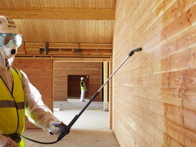Как обработать древесину антисептиком?