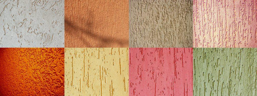 Разновидности декоративной отделки стен