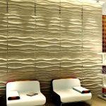 Виды декоративной отделки стен